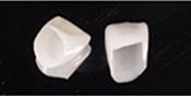 精密仮歯のイメージ